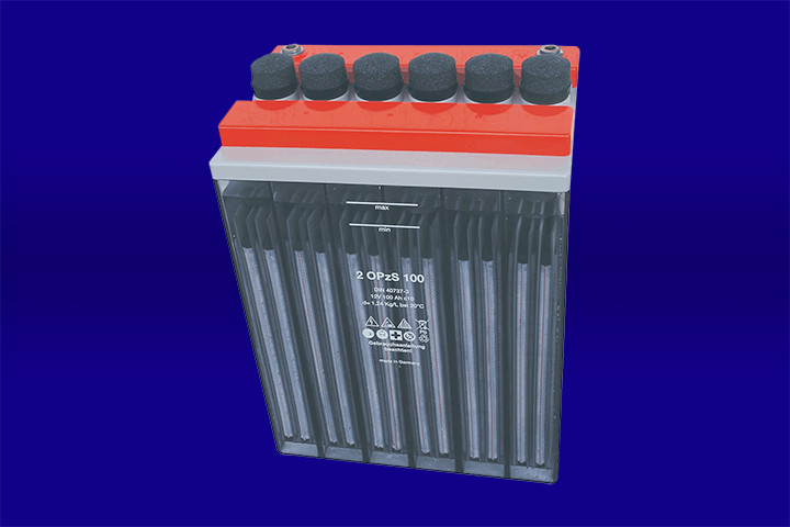 Industriebatterien