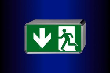 Rettungszeichenleuchten A1