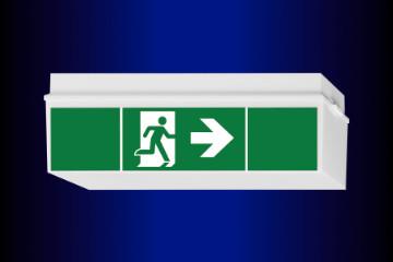 Rettungszeichenleuchten K2