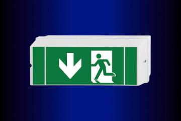 Rettungszeichenleuchten K3