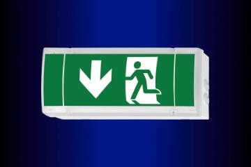 Rettungszeichenleuchten NW1