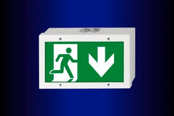 Rettungszeichenleuchten B2