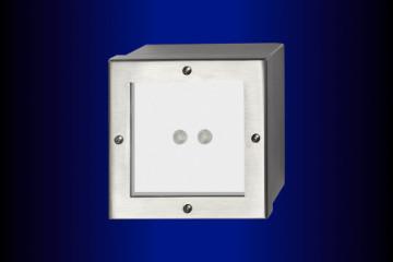 Sicherheitsleuchten GA41-s (symmetrisch) Edelstahlgehäuse